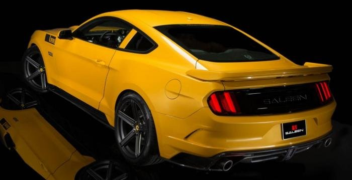 Saleen представил Ford Mustang 302 Black Label