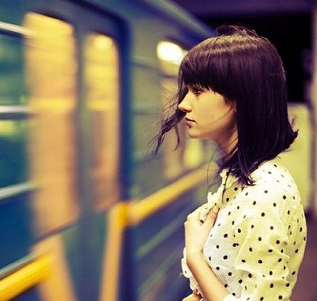 Пассажирки метро в России
