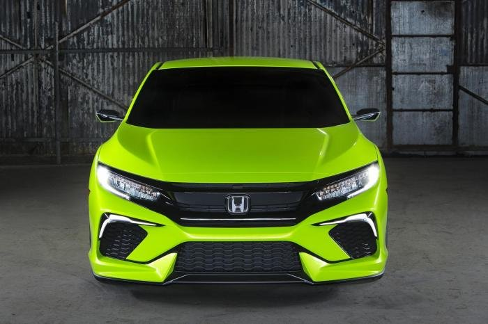 Honda �������� ������� ������ Civic 2016