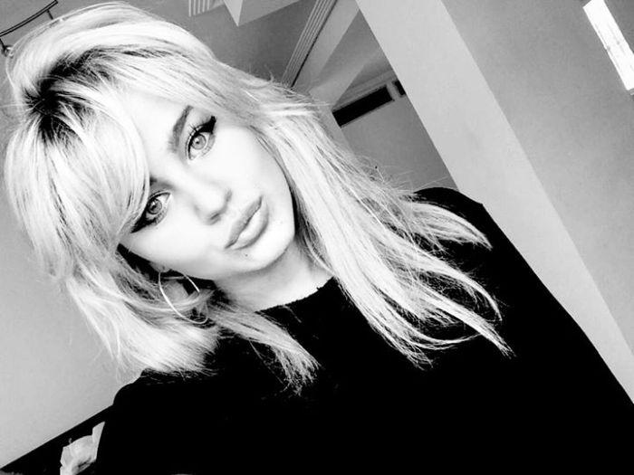 Симпатичная дублерша Эмилии Кларк (Дейенерис Таргариен) в сериале «Игра престолов»