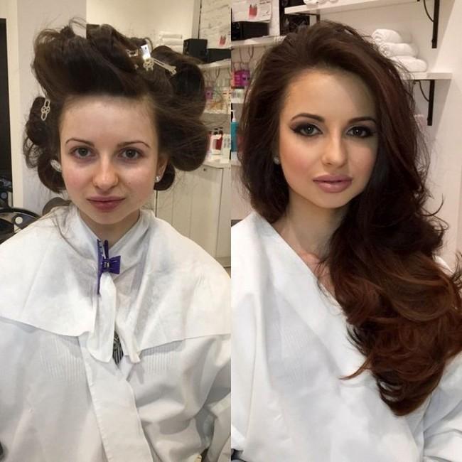 Волшебство макияжа