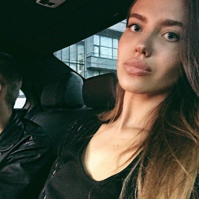 Российские девушки в Instagram