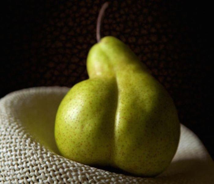 Прикольные картинки груш