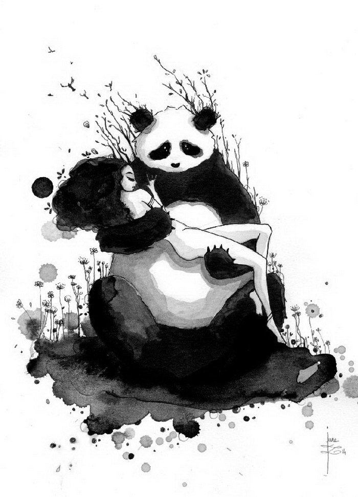 игры дом панды