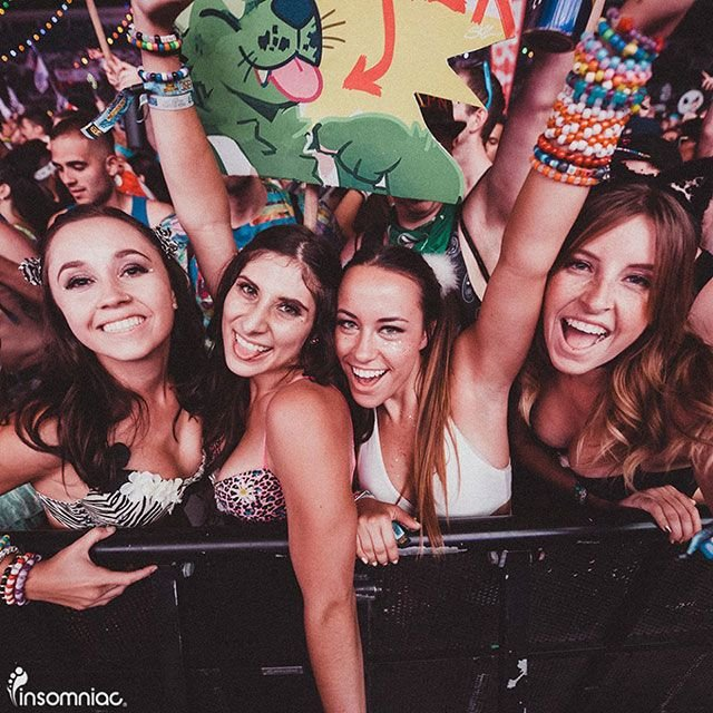 ELECTRIC DAISY CARNIVAL � ���-������ (28 ����)