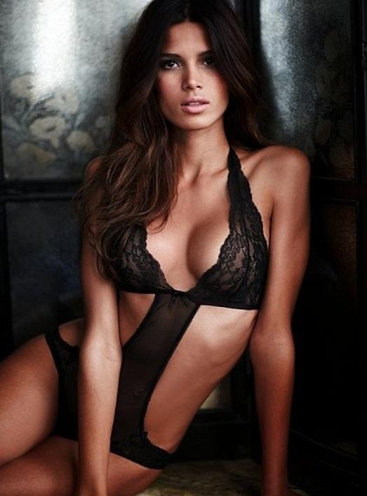 Красивые девушки в красивом кружевном белье