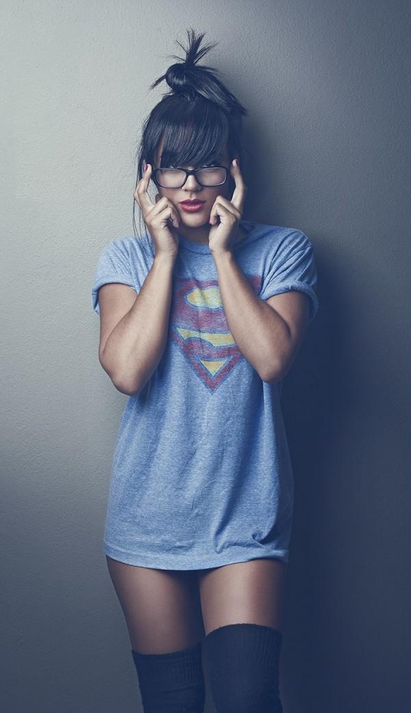 Красивые девушки супергерои от пуэрториканского дизайнера Ян Рейз