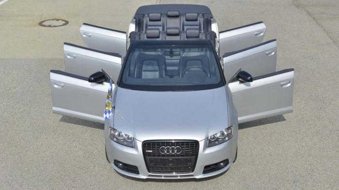 Audi ��������� ������������� ������������ ��������� (4 ����)