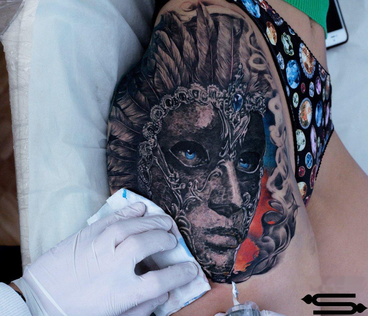 Александр татуировка в фото