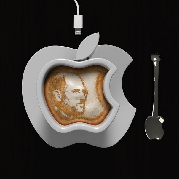 ����� ������ ����� Apple iCup (5 ����)