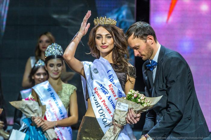 Фото с конкурсов красоты «Краса России-2015» и «Краса содружества-2015»
