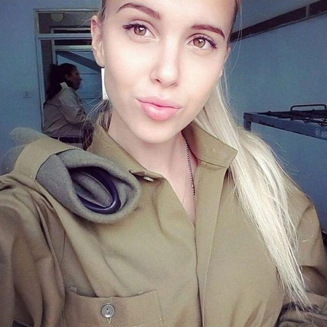 Мария Домарк (Maria Domark) — профессиональная модель из Израиля