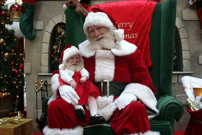 История Санта-Клауса для детей и взрослых, Санта в разных странах