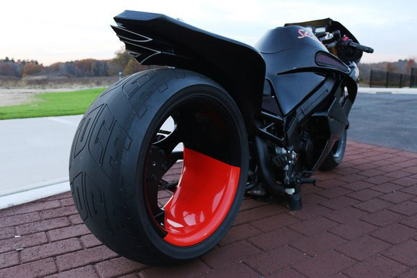 Knight Rider Bike Toce Performance