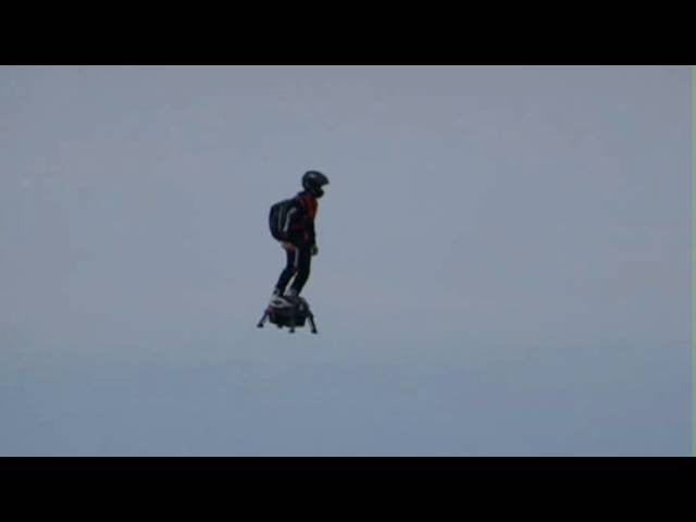 Franky Zapata � ��� ����� ����������� � FlyBoard Air
