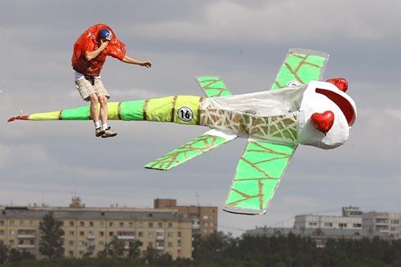 Летающие аппараты своими руками фото