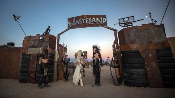 Wasteland Weekend - фестиваль фанатов постапокалиптики