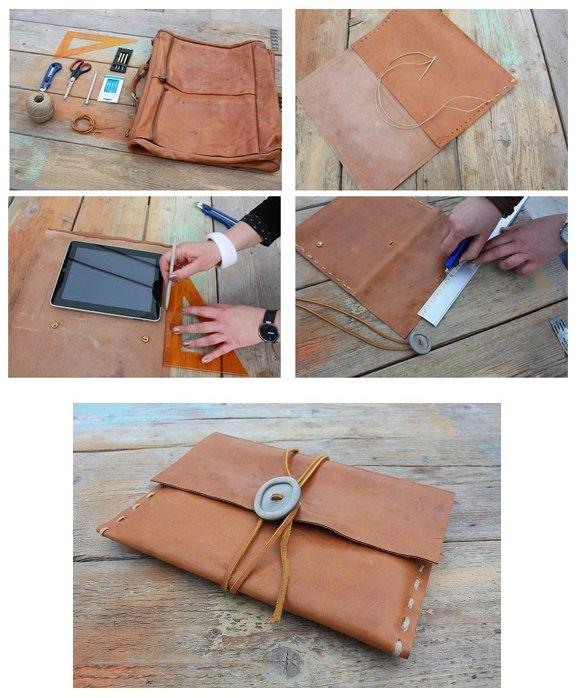 Как сделать  маленький кошелек