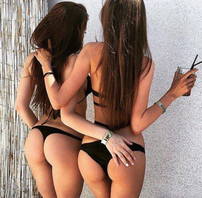 Девушки красивые попки (39 фото)