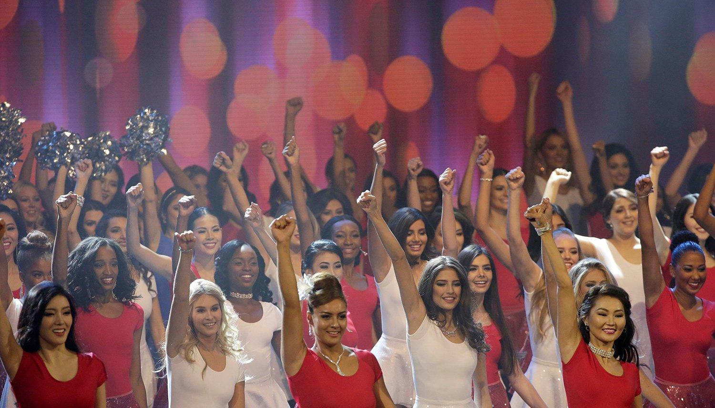 «Мисс мира — 2016»: победа за Пуэрто-Рико