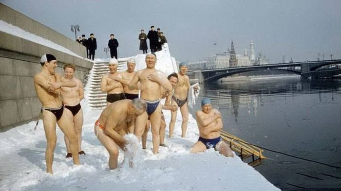 Голые русские времен ссср черно белое фото 6280 фотография