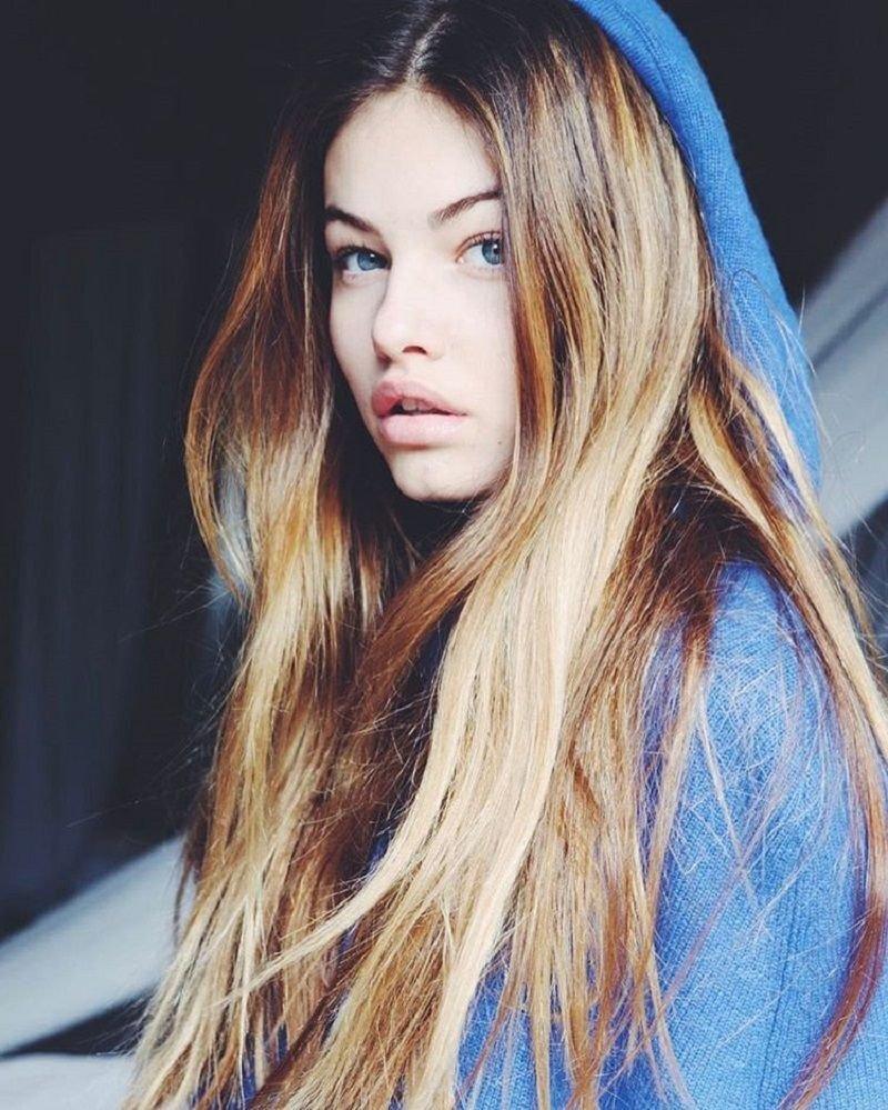 Повзрослевшая самая красивая девочка модельного бизнеса Тилан Блондо