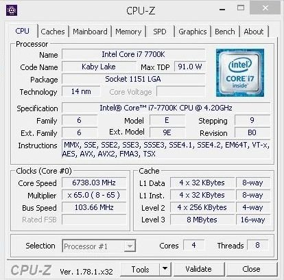 Японцы пришли к финишу XTU одновременно, разогнав Intel Core i7-7700K до 6.7 ГГц