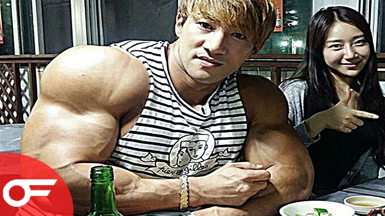 Корейская СУПЕРМАССА или Арнольд из Кореи - Chul Soon - Бодибилдинг мотивация