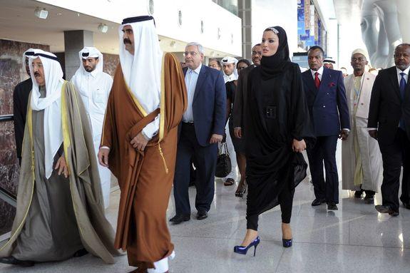 Серый Кардинал Катара - шейха Моза бинт Насер аль-Миснед
