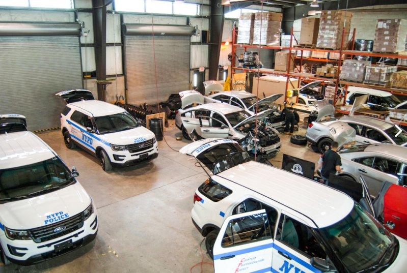 Как и где делают полицейские автомобили в CША