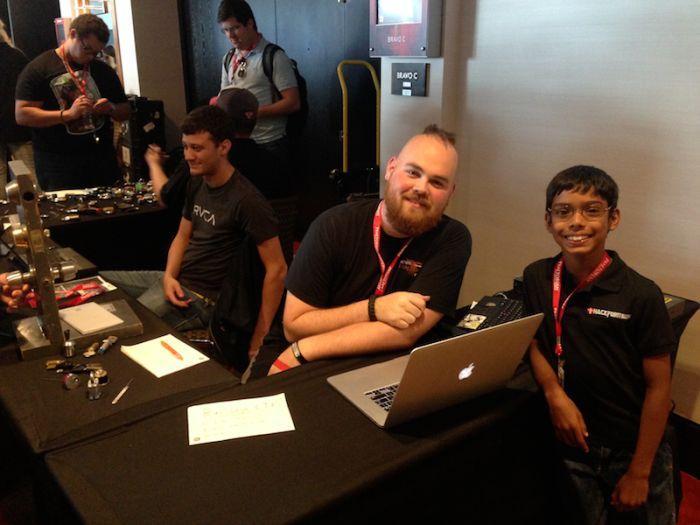 11-летний Рубен Пол показал, как взломать любой предмет, оснащенный Bluetooth
