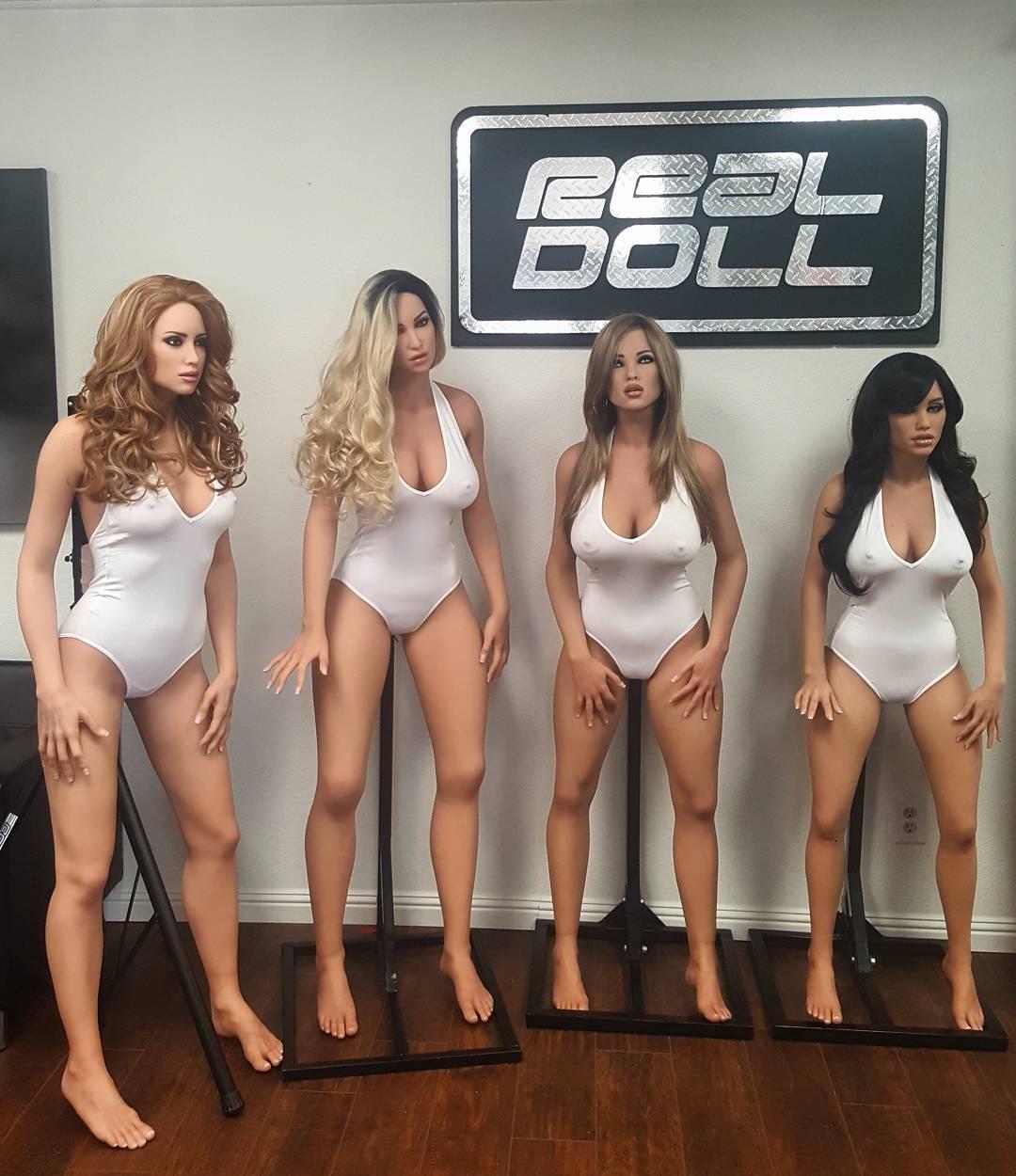 Красивые секси куклы