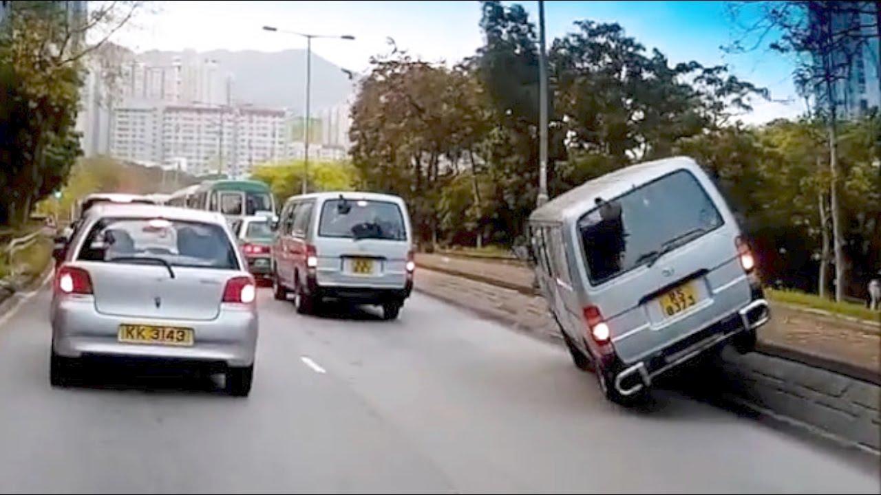 Epic Driving Fails / аварии на дорогах