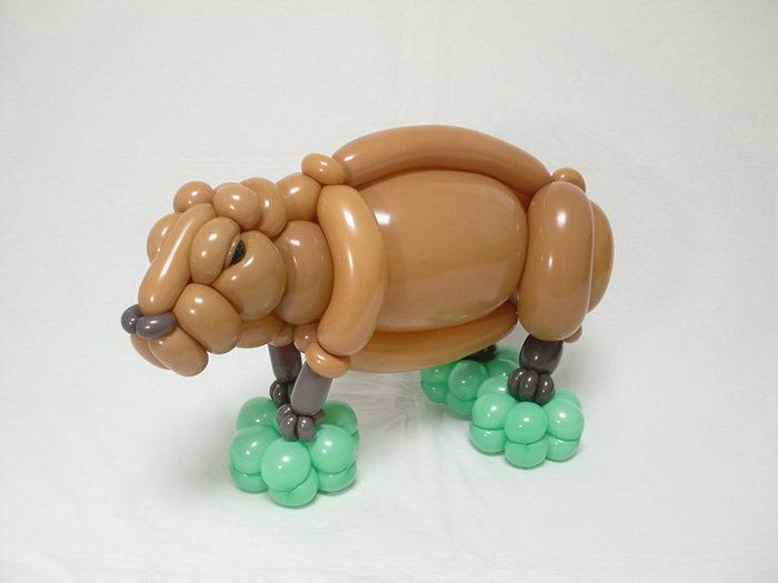 Что можно сделать из воздушных шаров Masayoshi Matsumoto
