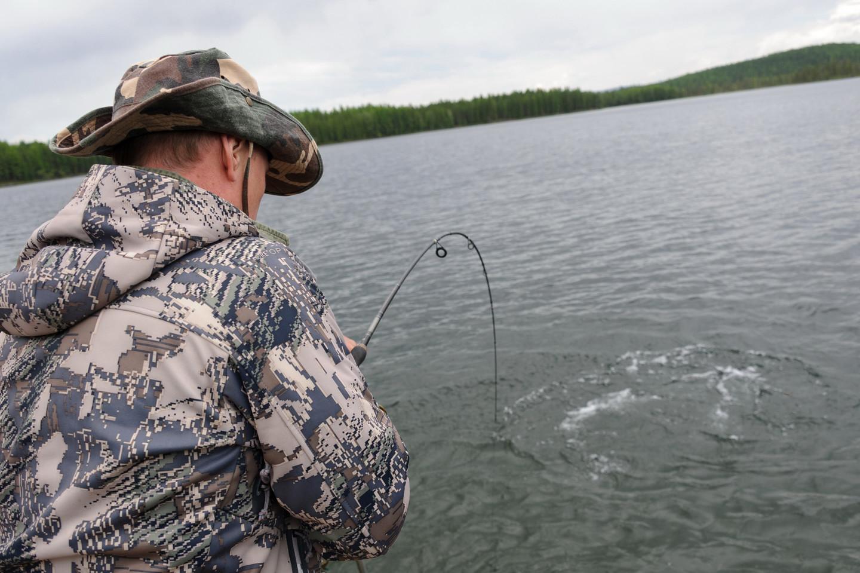 рыбалка для детей в красноярске