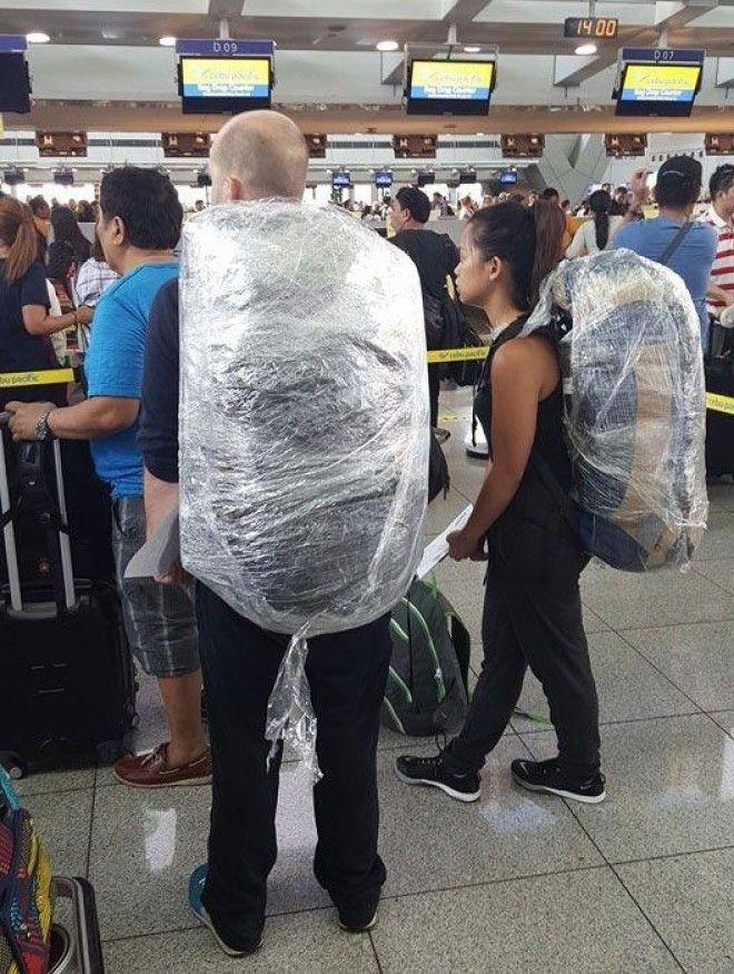 Осторожно! Новый развод в аэропортах