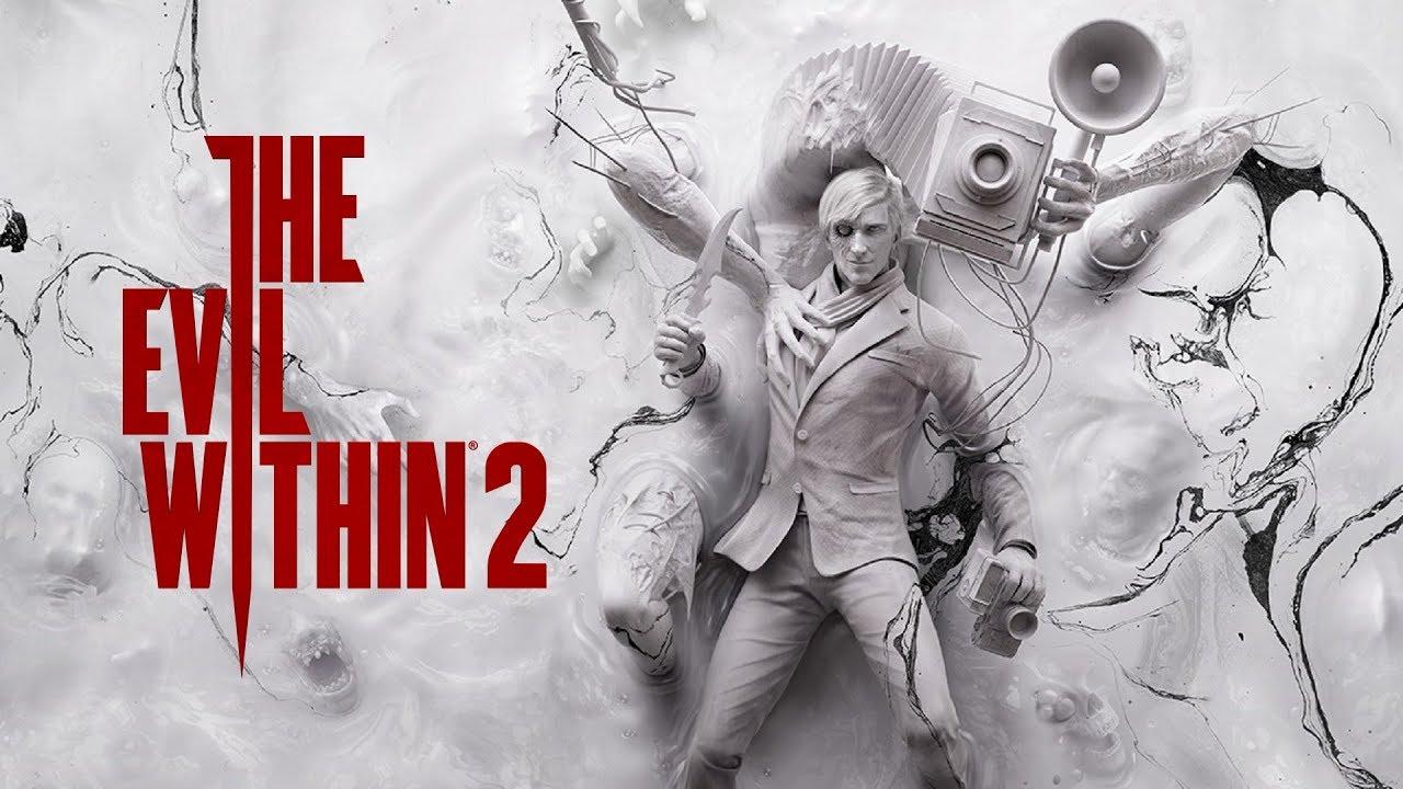 The Evil Within 2 – «Безумный фотограф убийца» трейлеры (PS4/XONE/PC) [RU]