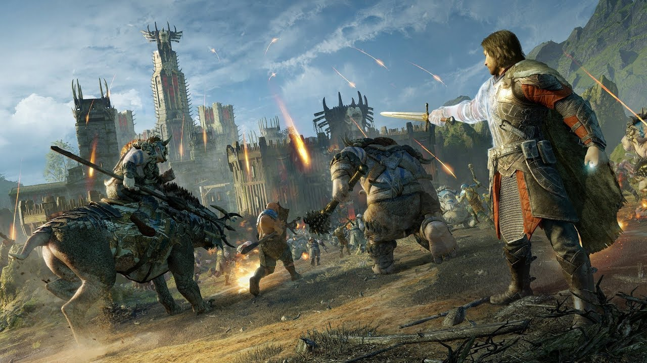 Middle-earth: Shadow of War – «Племя Ужаса» трейлер (PS4/XONE/PC) [RU]
