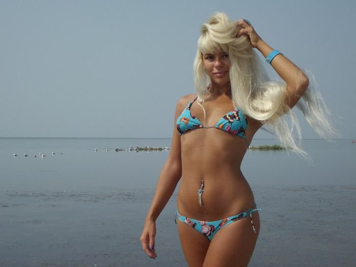 Фото подборка Девушки на пляже