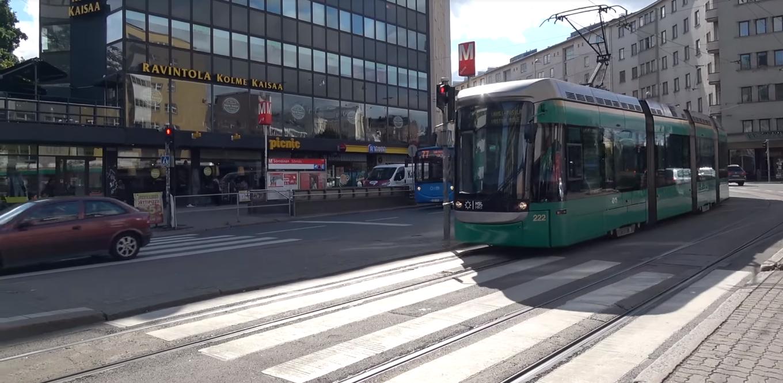 Общественный транспорт в Финляндии. ОБЗОР