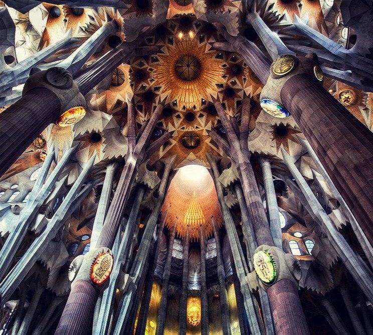 Собор Саграда Фамилия, Барселона