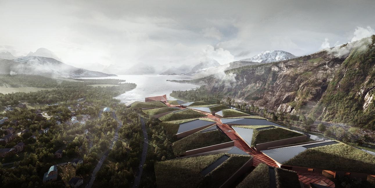 В Норвегии будет построен самый большой в мире Дата-Центр Kolos