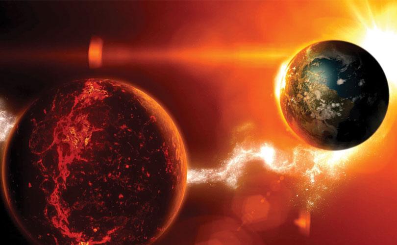 Следующий Конец Света наступит 23 сентября 2017 года