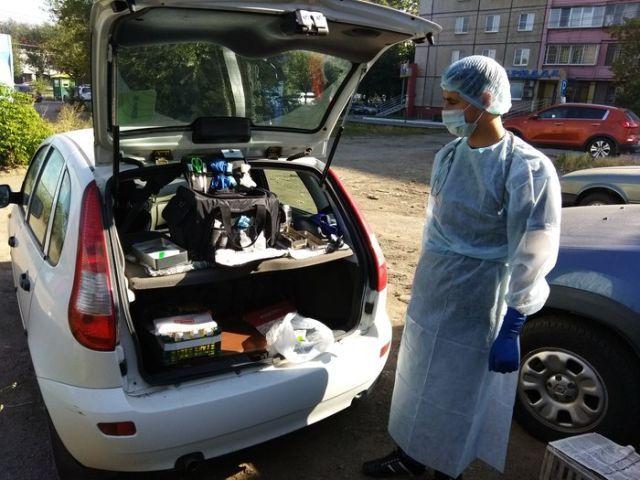 Челябинский фельдшер еженедельно заботится о бездомных