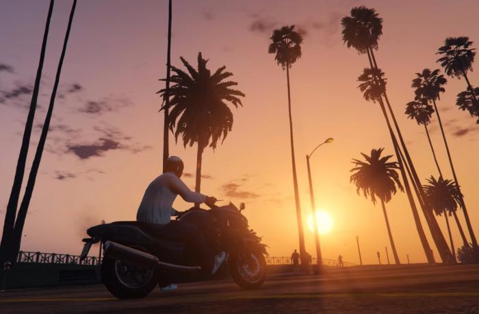 Мир Лос Сантос, из игры GTA online