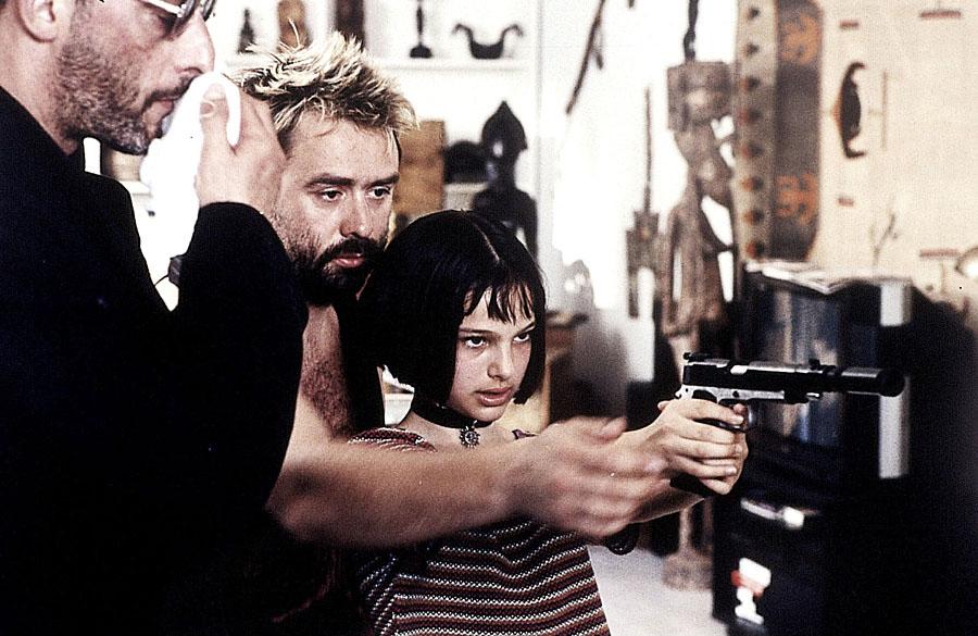 Интересное о съемках фильма «Леон»