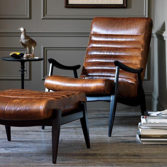 Красивые кресла прекрасно вписываются в домашний интерьер