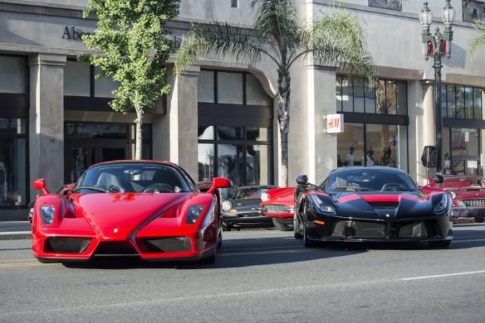 Как Ferrari делает спорткары для аукционов а не для блогеров