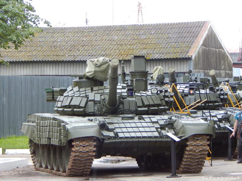Как ржавые Российские танки превращаются в новые улучшенные