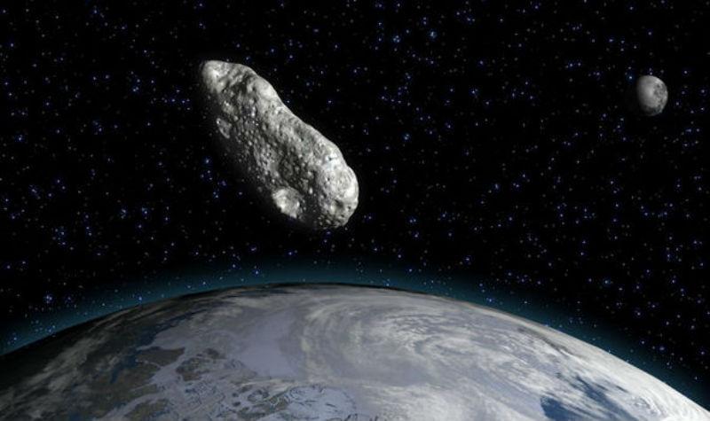 12 октября рядом с Землей пролетит астероид «2012 TC4»